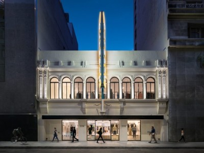 Olympic Theatre Updated: September 2017 The Olympic Theatre, originally opened in 1927 as the Bard's 8th St Theatre,  and has for the last many years been used as a furniture store. It closed a few years ago, and was recently leased to COS, a high end clothing store under the H