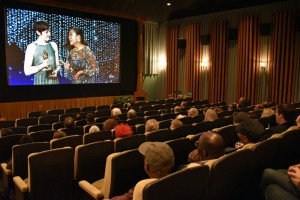 Inside the Chaplin Theater