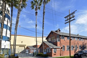 Raleigh Studios Bronson Gate
