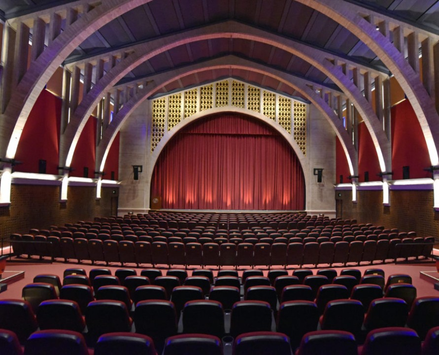ALL ABOUT the Legion Theater at Hollywood Post 43