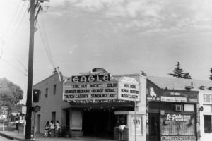 Eagle Theatre, 1972