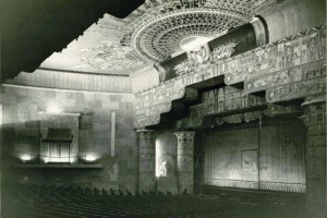 Auditorium in 1922