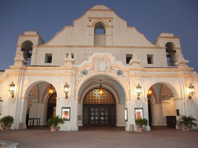 San Gabriel Mission Playhouse Updated: 19th August 2020 The City of San Gabriel is considering several options for the future of the Mission Playhouse, including full closure. Click here for more info.