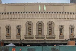 8th St façade (panoramic photo)