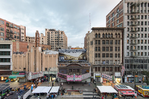 Roxie, Cameo, and Arcade theatres