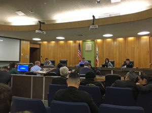 City of La Puente Planning Commission