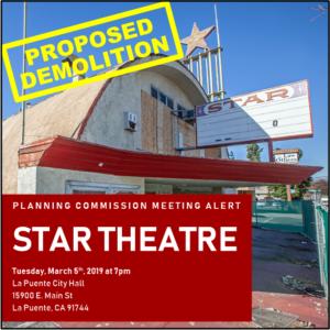 Star Theatre, La Puente