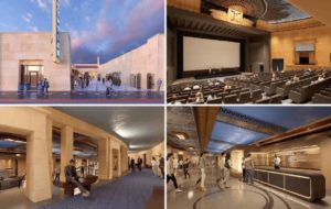 Netflix renderings published by What Now Los Angeles